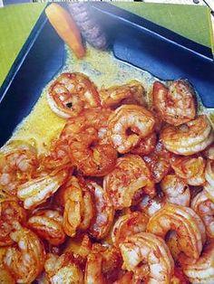 La meilleure recette de CREVETTES SAUTEES AU GINGEMBRE ET AU LAIT DE COCO! L'essayer, c'est l'adopter! 3.2/5 (6 votes), 7 Commentaires. Ingrédients: 1kg de crevettes   3 morceaux de gingembre    2 grosses tomates   1 gros oignons   Du lait de coco (à convenance)