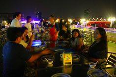 dinner cruise thailand