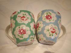 beautiful cath kidston mugs