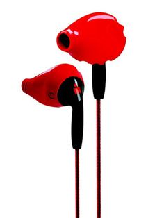 Whether sprinting or lifting, these headphones stayed completely locked in place...Talk about a workout game-changer.