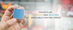 The PocketLab   Wireless sensor for STEM education and makers.