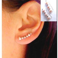 Bobby Pin Earrings -- DIY