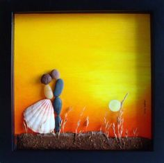 Beautiful Pebble Art Ideas !!