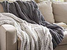 5 Decadent Blankets I'm Dying to Cozy Up With