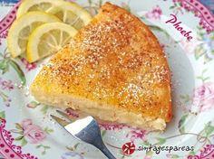 Γαλατόπιτα μυρωδάτη #sintagespareas #galatopita Greek Recipes, Pie Recipes, Cypriot Food, Homemade Sweets, Dairy Free, French Toast, Sweet Treats, Deserts, Easy Meals