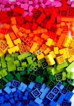 Neon Christmas | color | lego