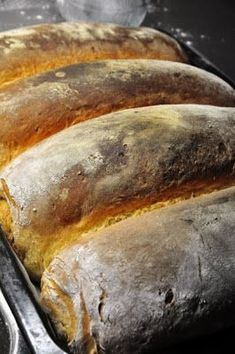 Enkla rågsiktsbröd Raw Food Recipes, Bread Recipes, Cooking Recipes, Savoury Baking, Bread Baking, Most Delicious Recipe, Our Daily Bread, Food Goals, Artisan Bread