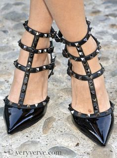 Valentino Rockstud-this style in every color!