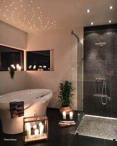 Hyggeligt bad