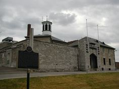 Simcoe County Court-House and Gaol