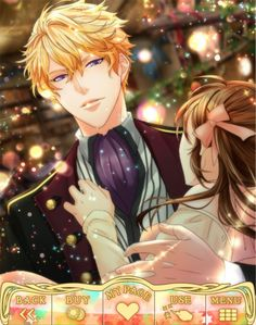Shall we date : Wizardess Heart - Klaus
