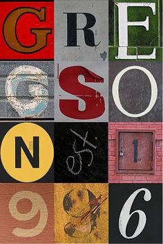 Leo Reynolds typography printables