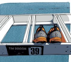 Great story on knowing when to hang 'em up.  Thanks Tim DeBoom