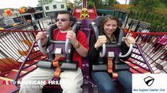 Fireball Reverse POV @ Six Flags New England