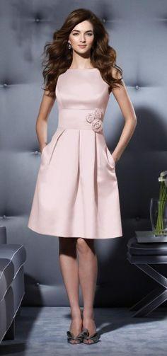 Blush, $134 here: http://www.madamebridal.com/bridal_shop/detail/dessy-collection-2780-4061.cfm