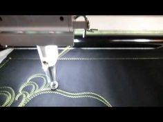 #FMQ101 ( Video #17 - Easy leaf filler) - YouTube