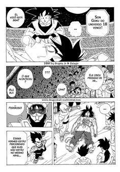 Muitos velhos inimigos aqui! - Página 44 - Dragon Ball Multiverse