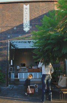 Blacktop Coffee, Los Angeles