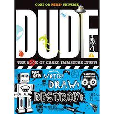 DUDE! Write, Draw, Destroy