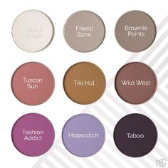 The party has arrived! Makeup Geek just added 9 new MATTE eyeshadows to their range!