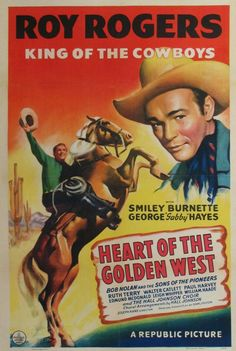 heart of the golden west - 1942