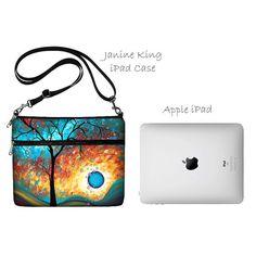 iPad Case iPad Bag iPad Cover iPad Sleeve by janinekingdesigns, $54.99