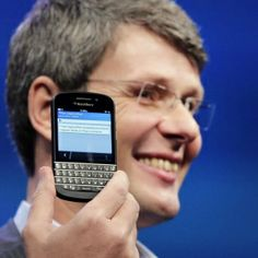 BlackBerry is willing to stop making phones if they keep losing money -  BlackBerry CEO John Chen has long made it obvious that he wants to turn a profit by 2016, but it's now clear that nothing will stand in the way of that goal -- not even his
