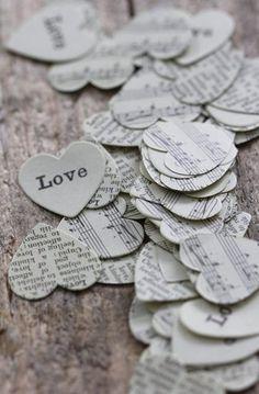 Love Confetti.