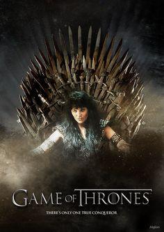 Xena - Game of Thrones