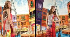 All designers are busy to launch their Eid Collection because every woman is active nowadays to shop their Eid wardrobe. One of the most prominent clothing brand Firdous Textiles has also launched its Firdous Lawn Eid Collection 2013 for Women. Firdous Eid 2013 Collection is ready for sale at all Firdous outlests all over the world from July 8, 2013.