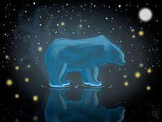 The symbolism of the Bear's cave reflects returning to the womb of Mother Earth. [A cave is an archetype for the mind - sleep - returning/flying/spiraling to higher consciousness.] This also suggests a strong feminine aspect, one of nurturing and protection. People with Bear Medicine are considered by many as self-sufficient, and would rather stand on their own two feet than rely on others. They are sometimes considered dreamers. Bear's medicine includes introspection, healing, solitude…