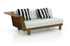 Say hello to summer with a spectacular art deco outdoor furniture unit from The Modern Home Company! This range, available as single units, will provide more than enough seating for your outdoor gatherings this season…provided you invest in the majority of the items that make up the range. Of course, this isn't the only way to ensure your guests are comfortably seated. Find out more about this art deco outdoor furniture range and how to transform your seating arrangements with them below…