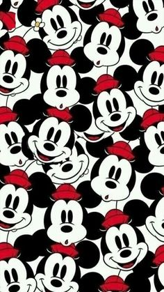 Shared by Emilia Ignacia. Find images and videos about wallpaper, disney and mickey on We Heart It - the app to get lost in what you love. Mickey Mouse Wallpaper Iphone, Wallpaper Iphone Cute, Cartoon Wallpaper, Disney Wallpaper, Cute Wallpapers, Trendy Wallpaper, Screen Wallpaper, Disney Mickey Mouse, Mickey Mouse Y Amigos