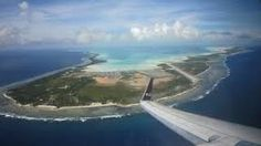 3:01  Landing in KIRIBATI (Tarawa Atoll, Gilbert Islands), central