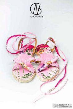 Женские летние сандалии летние от Anna Ganne