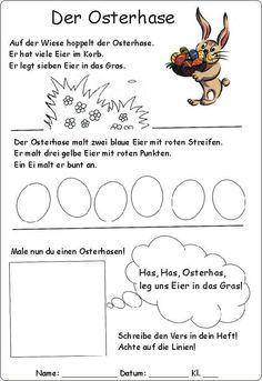 Der Osterhase lesen