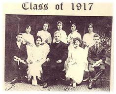 Saint Joseph High School, Natrona Heights, PA     Class of 1917