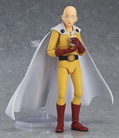 figma One-Punch Man Saitama
