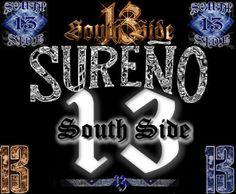 South Side Sur 13 | Southside Sur 13 Image - Southside Sur 13 Graphic Code