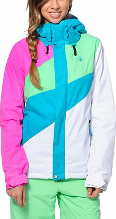 2014 womens ski suit snowboard set women ladies snow suit skiwear