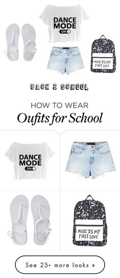 """""""Back to School 2"""" by jayjaybeauti on Polyvore featuring Alexander Wang and Aéropostale"""