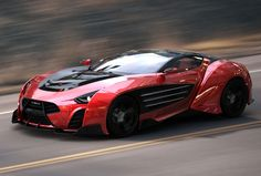 1750HP!! Laraki Epitome Concept Car 2014 by Laraki Motors