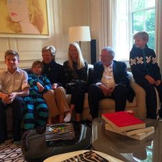 The Greek royal family