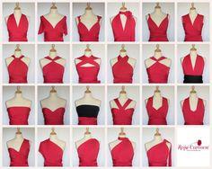 Hoy en nuestra sección de Blogs y Moda os voy a hablar de Rojo Carmesí
