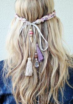 i want to make a headband like this :)