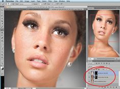 3 Main Phases Of Retouching Portraits In Photoshop | Best Design Tutorials