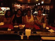 Las Vegas trip with Mothers of Donovan McNabb, Kyle Moore, Vince Young