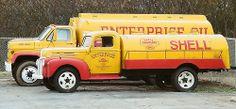 Vintage fuel trucks | Flickr - Photo Sharing!