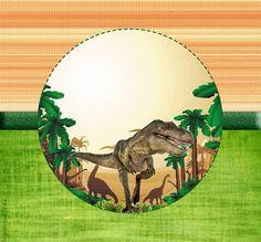 Dinossauros (reais) – Kit Digital Gratuito – Inspire sua Festa ®