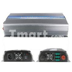 10.5-28V DC/AC 1000W Grid Tie Power Inverter for Solar Panel Power System GTI-1000W